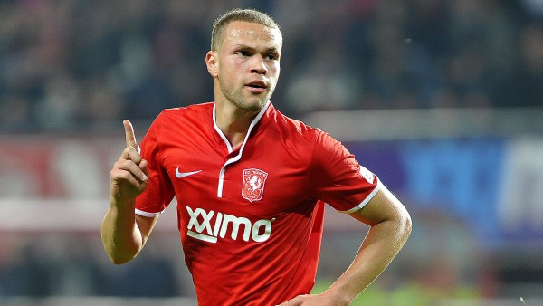 Tras su buena campaña en el Twente, Castaignos ha fichado por el Eintracht de Fráncfort/ AFP