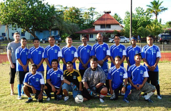 La selección de Micronesia ha hecho historia/ OFC