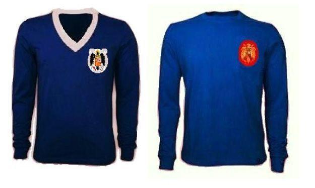 d395a0c00c37b Las camisetas de España de los años 40 y la de la final de la Eurocopa