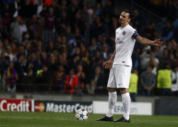 Zlatan Ibrahimovic ha dejado de ser el futbolista más caro hace unos días/ Francesc Adelantado