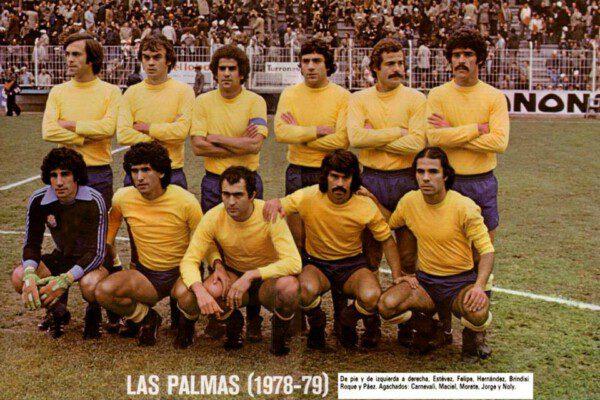 La UD Las Palmas llegó a ser finalista de la Copa del Rey en 1978/ Don Balón