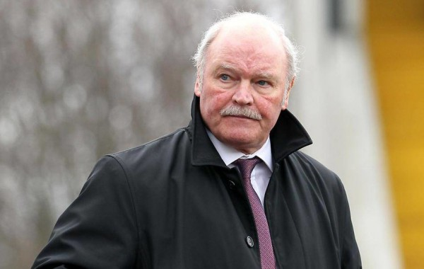 Ronnie McFall, el 'Ferguson' norirlandés/ The Irish News