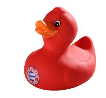 Patito de goma del Bayern de Múnich/ FCB