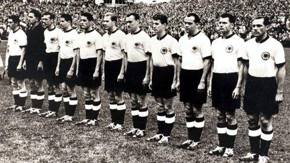 Formación alemana que dispuso Serberger en la final ante Hungría/ FIFA