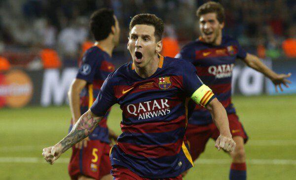 Leo Messi, el goleador latino por excelencia/ Francesc Adelantado