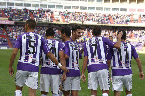 El Real Valladolid está llamado a hacer grandes cosas esta campaña/ César Minguela