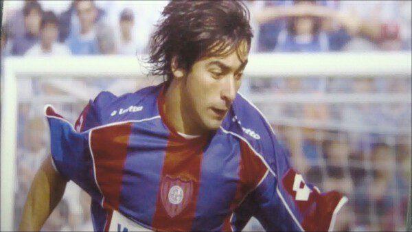 Lavezzi tuvo su estreno como profesional en el San Lorenzo de Almagro/ El Gráfico