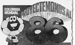 La poca agraciada mascota de Colombia 86/ Semana