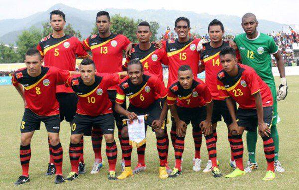 La 'brasilizada' Timor se ha clasificado para la segunda fase en su camino a Rusia 2018/ FIFA