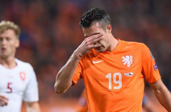 La Holanda de Van Persie y compañía no estará en Francia 2016/ Getty Images