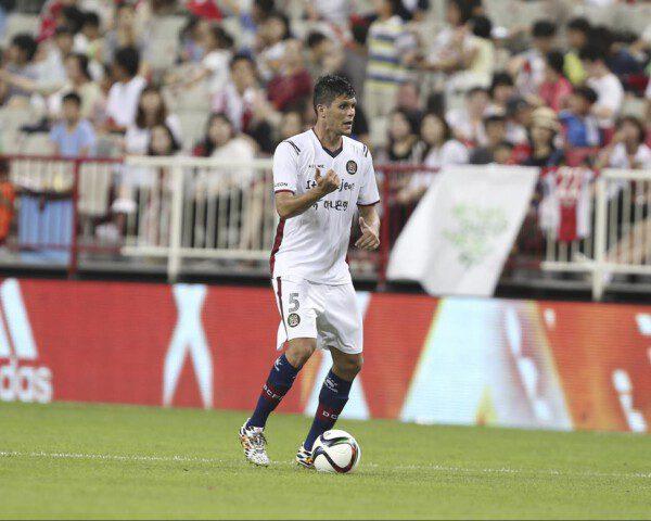 Pese a ser de Andújar (Jaén), Álvaro Silva se ha ligado estrechamente a Asia al jugar en el Daejeon coreano y ser internacional por Filipinas/ A. Silva