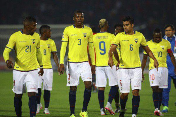 La selección de Ecuador ha tenido un arranque inmejorable en las eliminatorias de acceso a Rusia 2018/ EFE
