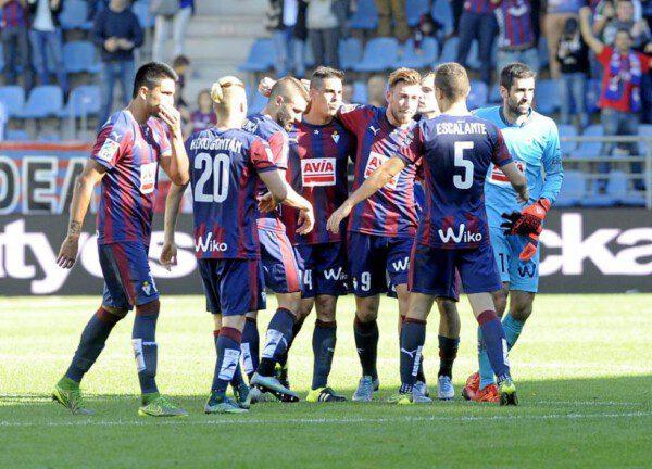 El Eibar está aprovechando su estancia en Primera para mejorar en todos los aspectos/ Josune Martínez de Albeniz