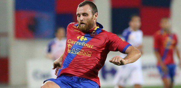 Rodéric Filippi detesta el fútbol y su sueño es ser camionero/ Reuters