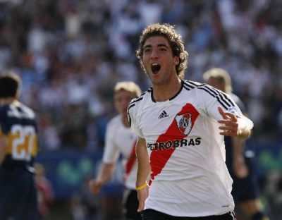 Gonzalo 'Pipita' Higuaín el goleador que River apenas disfrutó/ El Gráfico