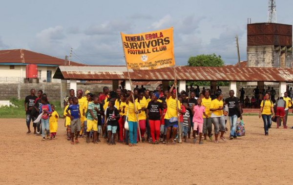 El Kenema Ebola Survivors, el equipo de la esperanza y la superación/ KESFC