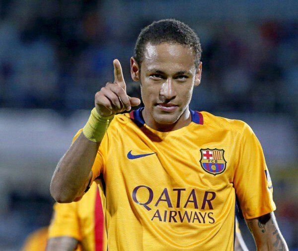 Neymar está haciendo olvidar que el Barcelona no cuenta con su gran estrella, Messi/ Rafa Casal