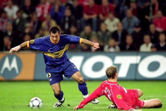 Javi Moreno junto con Jordi Cruyff o Contra fue una de las referencias de este histórico Alavés/ UEFA