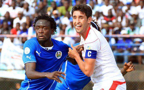 Kei Kamara se decantó por vestir la camiseta de Sierra Leona en lugar de la de Estados Unidos/ CAF