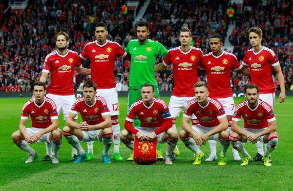 El Manchester United es el equipo que lidera el ranking de aportaciones en selecciones/ Getty Images