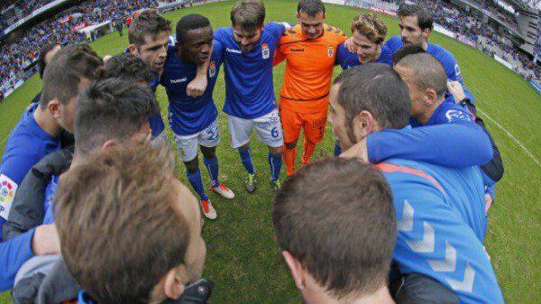 El Real Oviedo es la revelación de la temporada en la Liga Adelante/ RO