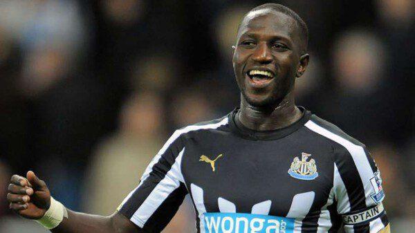 Moussa Sissoko, probablemente el mejor jugador de la actual plantilla del Newcastle/ AFP