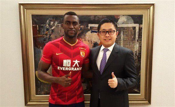 Jackson Martínez cambió el Atlético de Madrid por la Liga China / EP