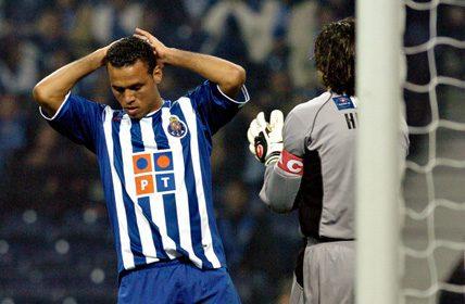 Luis Fabiano tuvo un paso poco fructífero en tierras del Duero/ Fernando Veludo