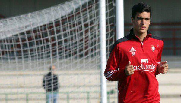 Mikel Merino dejará el Osasuna para poner rumbo al Borussia Dortmund/ J. C. Cordovilla
