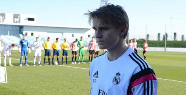 Martin Ødegaard es el máximo exponente de canterano de'cartera'/ RMCF