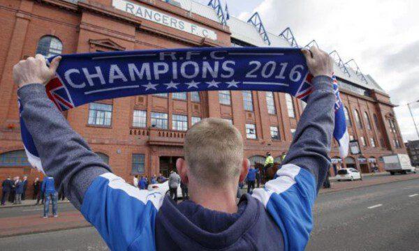 Tras bajar 'a los infiernos', el Rangers ha vuelto/ TS