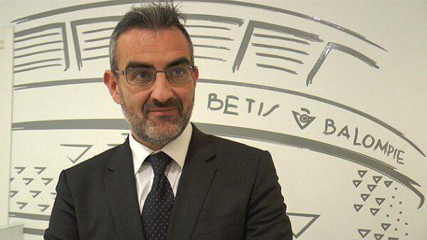 Eduardo Macià ha tenido un paso fugaz por el Betis/ RBB