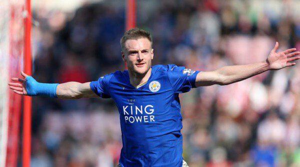Jamie Vardy, mejor jugador del año de la Premier, la referencia del Leicester/ AP
