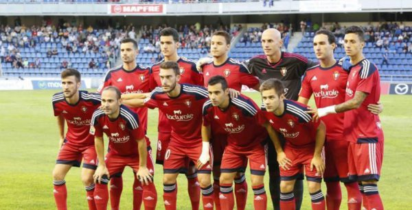 Osasuna completó el trío de equipos ascendidos a Liga BBVA / LFP