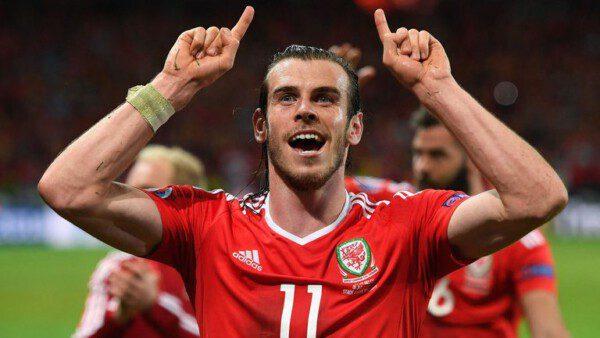 Bale tiene mejores numeros goleadores que Cristiano en esta Eurocopa/ Getty Images