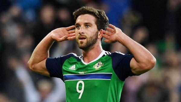 Will Grigg ha inspirado el 'hit' de la Eurocopa/ Getty Images